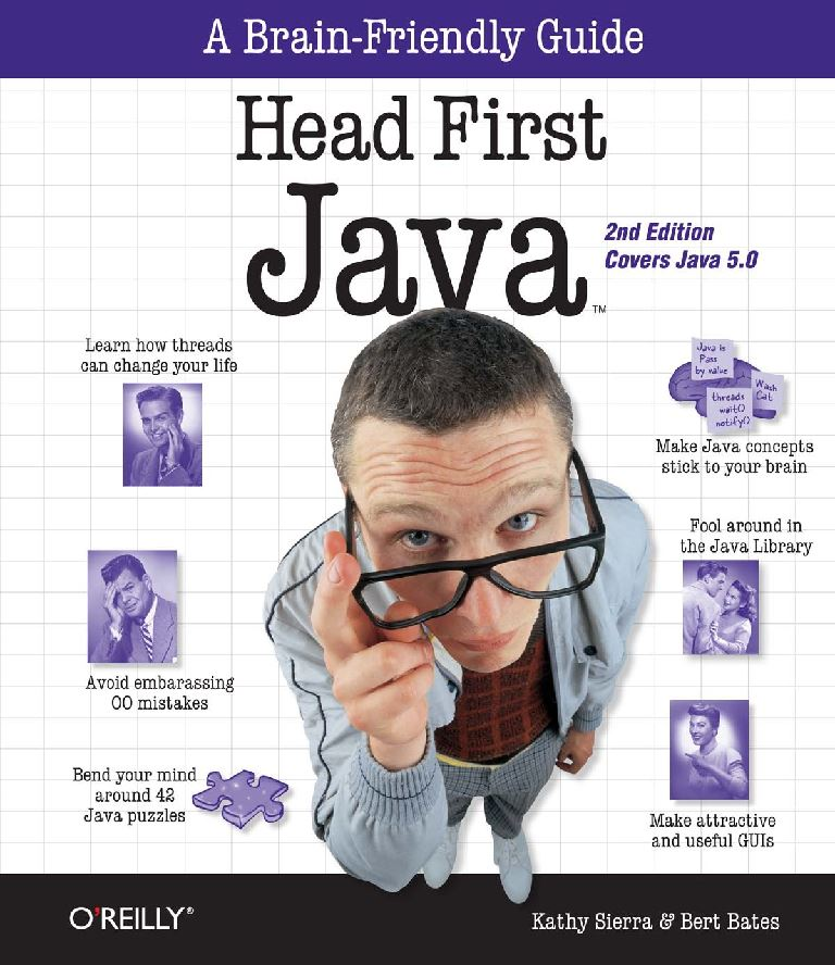 Head First Java avis